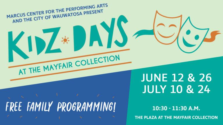 KidZ Days Mayfair Facebook Event Photo